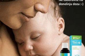 masaža bebe dodir