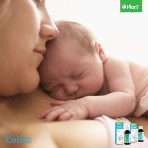 kolike smirivanje bebe