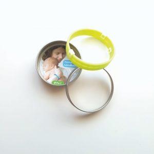 mamina narukvica zelena koju dojku ponuditi