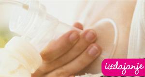izdajanje majčina mlijeka