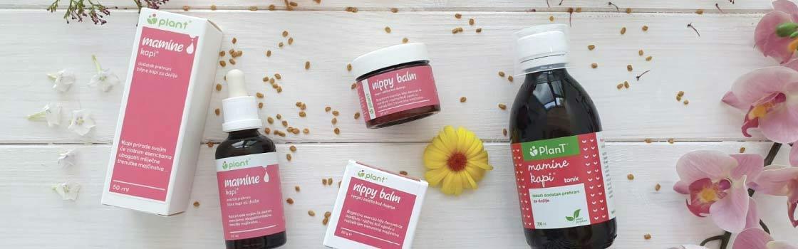 prirodni proizvodi za mame i dojenje