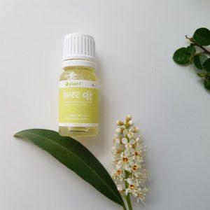 Mješavina eteričnih ulja za difuzer aromaterapija protiv komaraca
